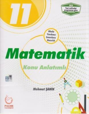 Palme 11. Sınıf Matematik Konu Anlatımlı-YENİ
