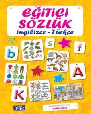 Parıltı Eğitici Sözlük İngilizce-Türkçe