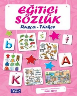 Parıltı Eğitici Sözlük Rusça-Türkçe