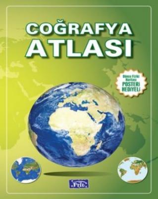 Parıltı İlköğretim Coğrafya Atlası