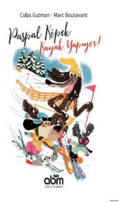 Paspal Köpek Kayak Yapıyor Colas Gutman