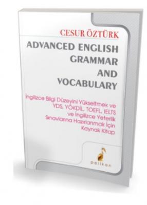 Pelikan Advanced English Grammar and Vocabulary
