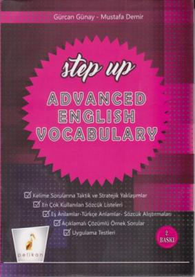 Pelikan Step Up Advanced English Vocabulary