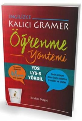Pelikan YDS İngilizce Kalıcı Gramer Öğrenme Yöntemi