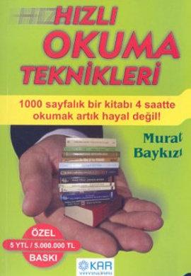 Hızlı Okuma Teknikleri Murat Baykızı