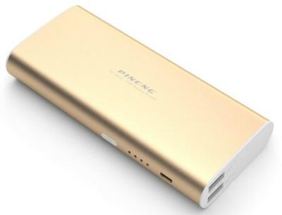 Pineng PN-998 10000mAh Powerbank Gold Altın Rengi