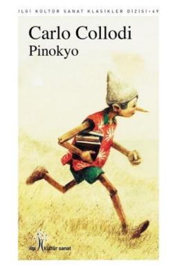 Pinokyo-İlgi Kültür Sanat Klasikleri Dizisi 49