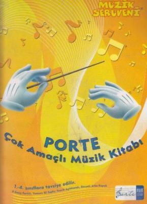 Porte Çok Amaçlı Müzik Defteri (1-4. Sınıflara)