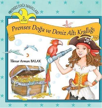Prenses Doğa Masalları-2 Prenses Doğa ve Denizaltı Krallığı