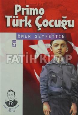 Primo Türk Çocuğu %25 indirimli Ömer Seyfettin