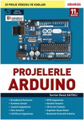 Projelerle Arduino Dvdli