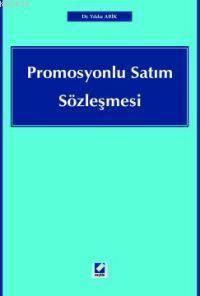 Promosyonlu Satım Sözleşmesi