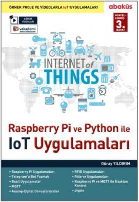 Raspberry Pİ ve Python ile İOT Uygulamaları
