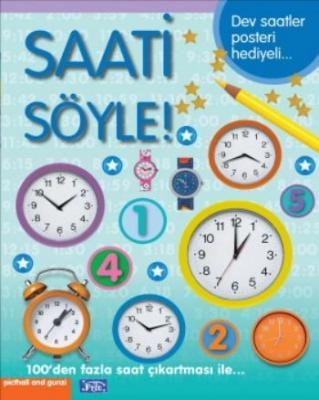 Saati Söyle - Poster Hediyeli