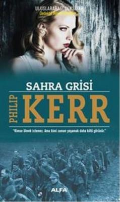 Sahra Grisi,Philip Kerr