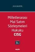 Milletlerarası Mal Satım Sözleşmeleri Hukuku – CISG – Incoterms