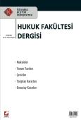 İstanbul Kültür Üniversitesi Hukuk Fakültesi Dergisi Cilt:10 – Sayı:1 Ocak 2011