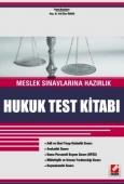 Meslek Sınavlarına HazırlıkHukuk Test Kitabı
