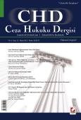 Ceza Hukuku Dergisi Sayı:15 Nisan 2011