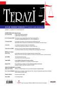 Terazi Aylık Hukuk Dergisi – 2020 Yılı Abonelik (12 Sayı)