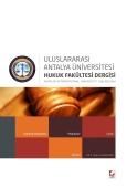 UluslararasıAntalya Üniversitesi Hukuk Fakültesi Dergisi Cilt:2 – Sayı:3 Haziran 2014