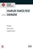 İstanbul Kültür Üniversitesi Hukuk Fakültesi Dergisi Cilt:10 – Sayı:2 Temmuz 2011