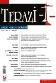 Terazi Aylık Hukuk Dergisi Sayı:14 Ekim 2007