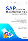 SAP ile Maliyet Muhasebesine Giriş<br /> &#40;S/4 HANA &#38; ECC 6.0&#41; Ürün Maliyetlendirme – Karlılık Analizi Maliyet İzleme ve Kontrol Süreci