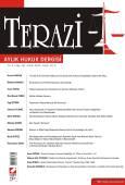 Terazi Aylık Hukuk Dergisi – 2019 Yılı Abonelik (12 Sayı)