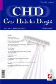 Ceza Hukuku Dergisi – 2019 Yılı Abonelik (3 Sayı) Veli Özer Öz