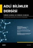 Adli Bilimler Dergisi – Cilt:18 Sayı:2 Haziran 2019