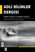 Adli Bilimler Dergisi – Cilt:2 Sayı:1 Mart 2003