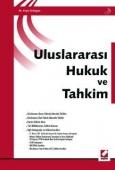 Uluslararası Hukuk ve Tahkim Feyiz Erdoğan