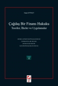 Çağdaş Bir Finans Hukuku Teoriler, İlkeler ve Uygulamalar (2 Cilt)