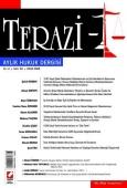 Terazi Aylık Hukuk Dergisi Sayı:29 Ocak 2009