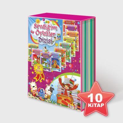 Sevdiğim Öyküler Dizisi 10 Kitap
