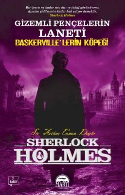 Sherlock Holmes Gizemli Pençelerin Laneti-Baskervillelerin Köpeği