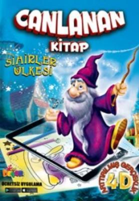 Sihirler Ülkesi-Canlanan Kitap