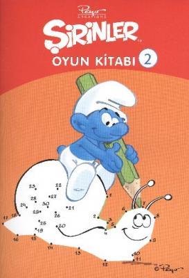 Şirinler Oyun Kitabı-2