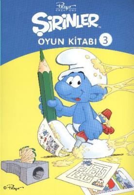 Şirinler Oyun Kitabı-3