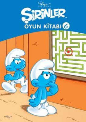 Şirinler Oyun Kitabı-6
