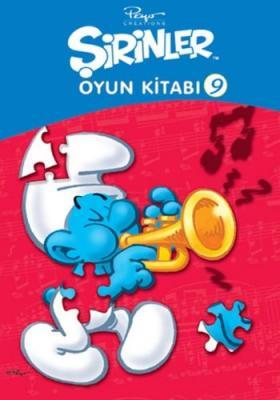 Şirinler Oyun Kitabı-9