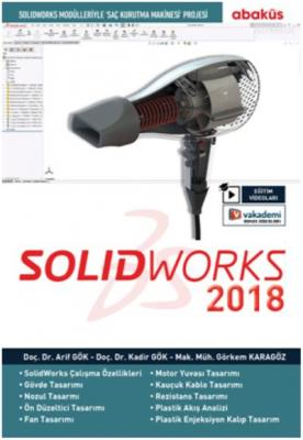 SolidWorks 2018-Eğitim Videolu