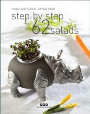 Step By Step 62 Salads - Ciltli