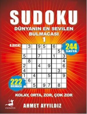 Sudoku-Dünyanın En Sevilen Bulmacası 1