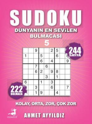 Sudoku-Dünyanın En Sevilen Bulmacası 5