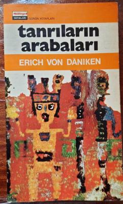 Tanrıların Arabaları Erich Von Daniken