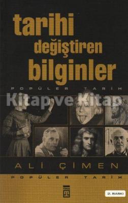 Tarihi Değiştiren Bilginler Ali Çimen