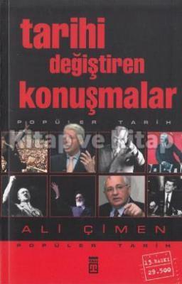 Tarihi Değiştiren Konuşmalar Ali Çimen