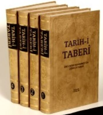 Tarihi Taberi (4 Cilt) (Brd)